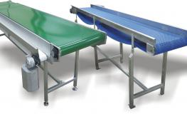 Conveyors - Modular & Belts