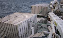 Roe Processing on board Vessel´s