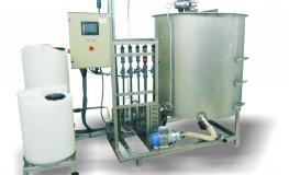 Brine mixing System