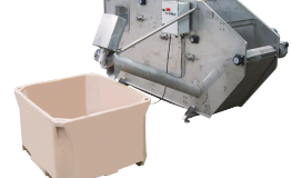 Salt separator
