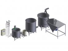 Brine Mixing System
